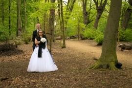 Huwelijk Nele en Christophe.