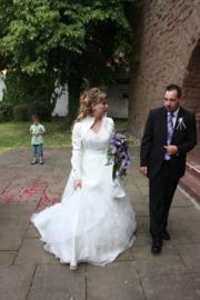 Huwelijk Marlies en Thomas