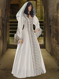 Middeleeuwse jurk 409