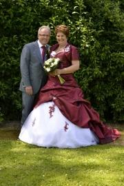Huwelijk Marjan en Henk