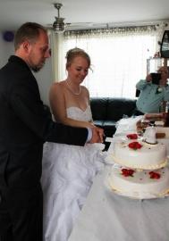 Huwelijk Nancy en Ferdi 2