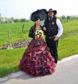 Country huwelijk Anneken en Patrick 2