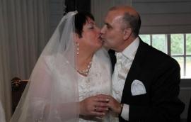 Huwelijk Shahin en Peter 2