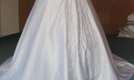 Bruidsjurk Moslima BD3592