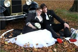 Huwelijk Lonneke en Gerco 2