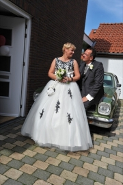 Huwelijk Marita en Rob