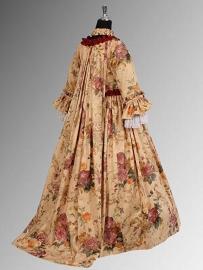 Franse baroque jurk