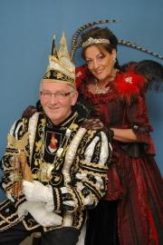 Prinsenpaar Carnaval Twan en Gemma