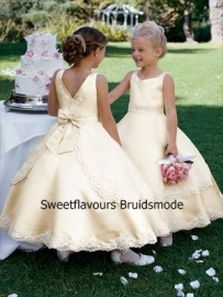 Communie-bruidsmeisjes jurk Natasja