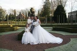 Huwelijk Amanda en haar man