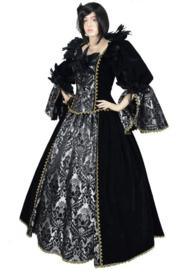 Victoriaanse jurk KL600