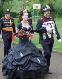 Koningin schutterij St. Hubertus uit Schaesberg