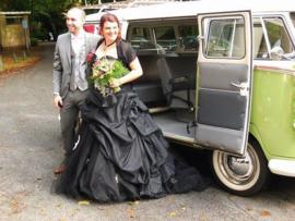 Huwelijk Margriet en haar man