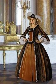 Renaissance jurk 121