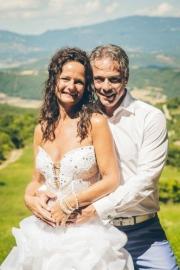 Huwelijk Jeanet en Henri