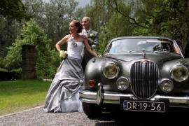 Huwelijk Daisy en Dennis