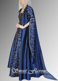 Renaissance jurk DB45