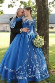 Huwelijk Marlies en Wim