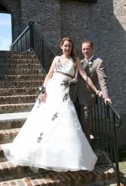 Huwelijk Fiona en Pascal 1