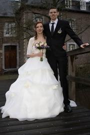 Huwelijk Richelle en Raymond