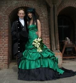 Huwelijk Sanne en Tim