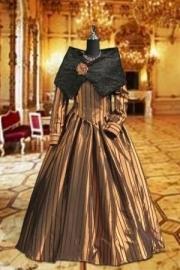 Vintage jurk 343