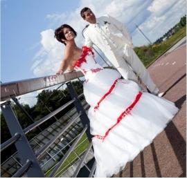 Huwelijk Anita en Vincent