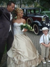 Huwelijk Priscilla