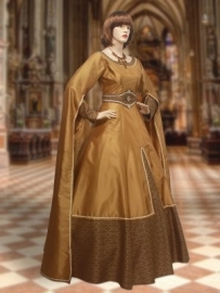 Renaissance jurk 143