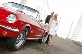 Huwelijk Elsie en Patrick