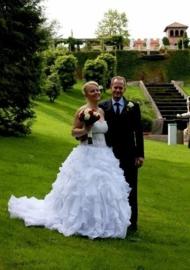 Huwelijk Nancy en Ferdi.