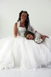 Huwelijk Amanda en haar man 2