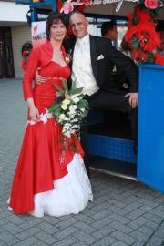 Huwelijk Diana en haar man