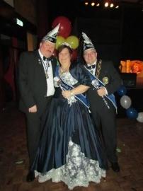 Carnaval Prinses Miranda van CV de Lotbroekers