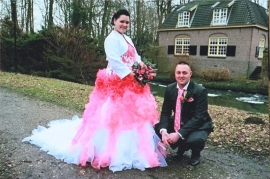Huwelijk Jessica en Patrick2