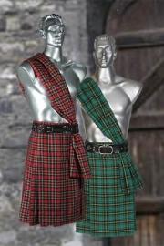 Schotse kilt 701