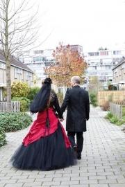 Huwelijk Susanne en Ralph.