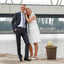 Huwelijk Elsie en Patrick 2