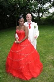 Huwelijk Sileny en Richard