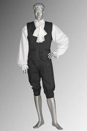 Baroque vest+ broek 702