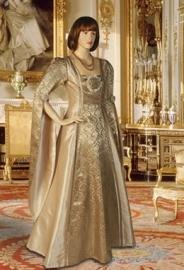Renaissance jurk ZL112