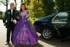 Huwelijk Janine en Theo