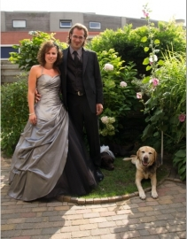 Huwelijk Karlijn en Martijn