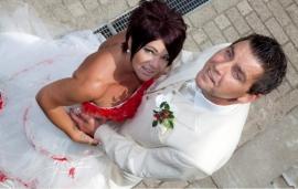 Huwelijk Anita en Vincent 2