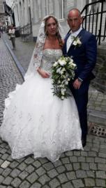 Huwelijk Nicolle en Willy