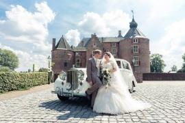 Huwelijk Francesca en Bert