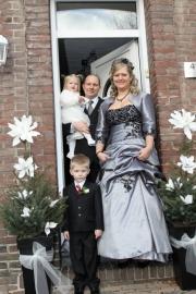 Huwelijk Bianca en Johan