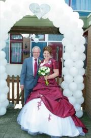 Huwelijk Marjan en Henk 2