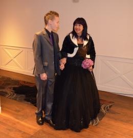Huwelijk Debbie en Arie 2