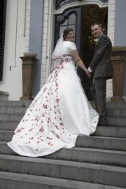 Huwelijk Sandra en Marcel 2